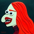 Redhead by Sal Marino