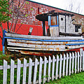Redneck Dry Dock by George D Gordon III