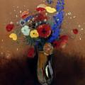 Redon: Wild Flowers, C1912 by Granger