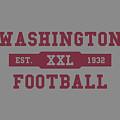 Redskins Retro Shirt by Joe Hamilton