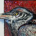 Red,white ,blue by Susan Brown    Slizys art signature name