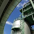 Refinery Detail by Carlos Caetano