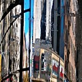 Reflected City by Sarah Loft