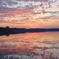 Reflected Sunrise by Dennis Leatherman