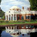 Reflecting On Jefferson by J Luis Lozano