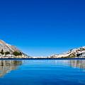 Reflecting On Treasure Lake by Chris Brannen