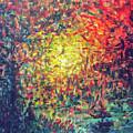 Reflection #1 by Jesse Vachon