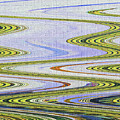 Reflection Abstract Abstract by Tom Janca