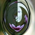 Reflection In A Drop by Inna Nedzelskaia