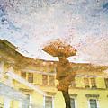 Reflection In Water by Yulia Leshchenko