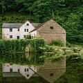 Reflection. by John W Pattison