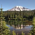 Reflection Lake by Doug Davidson
