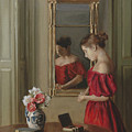 Reflection by Shelley  Thayer Layton