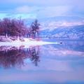 Reflections Along Highway 97 by Tara Turner