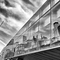 Reflections, Art Gallery Of Ontario, Toronto by Eric Drumm