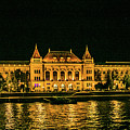 Reflections From Budapest University by Lisa Lemmons-Powers