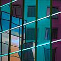 Reflections In Colour by Elisabeth Van Eyken