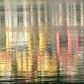 Reflections In Water by Vladi Alon