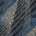 Reflections Of A City 4 by Tim Allen