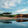 Reflections Of Budleigh by Darren Galpin