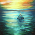 Reflections Of Peace by Michelle Pier