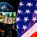 Reflections Of Rolling Thunder by Tom Gari Gallery-Three-Photography
