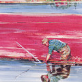 Reflections Of The Cranberry Man by P Anthony Visco