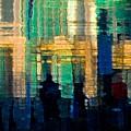 Reflections Of Vancouver by Bill Kellett