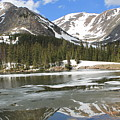 Reflections On Chinns Lake 5 by Tonya Hance