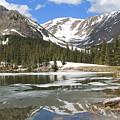 Reflections On Chinns Lake 6 by Tonya Hance