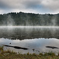 Reflections On Reflection Lake 2 by Greg Nyquist