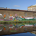 Reflective Canal 6 by Jez C Self