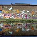 Reflective Canal 7 by Jez C Self