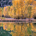 Reflecton Before Sunrise by Jim Garrison