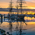 Reflectons On Sailing Ships by Greg Nyquist