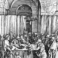 Refusal Of Joachim Offer 1503 by Durer Albrecht