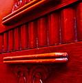 Regally Red by Gwyn Newcombe