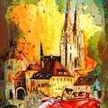 Regensburg Authentic Madness by Miki De Goodaboom