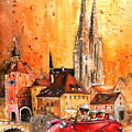Regensburg Authentic by Miki De Goodaboom