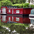 Regent Houseboats by Keith Armstrong