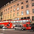 Regent Street  by Caroline Reyes-Loughrey
