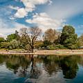 Regents Park by Paul Burgoine