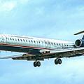 Regional Jet by Gerald Voigt