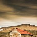 Regional Ranch Ruins by Jorgo Photography - Wall Art Gallery
