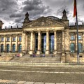 Reichstag Building  by Jon Berghoff