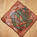 Rejection - Tile by Gloria Ssali