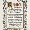 Rejoice II by Judy Dodds