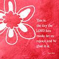 Rejoice by Linda Woods