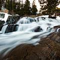 Rejuvenating Eagle Falls by Mike Herron