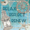 Relax Reflect Renew by Debbie DeWitt